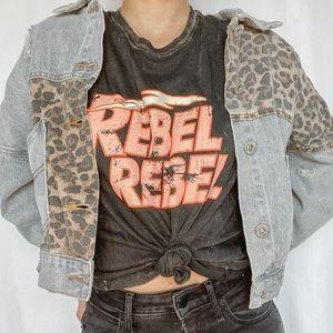 Rebel Graphic tee